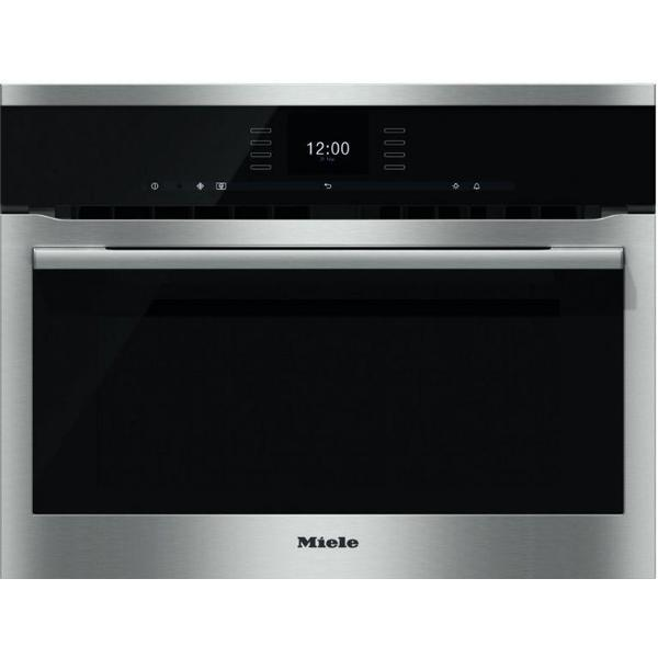 Miele H6500BMCLST Rustfrit Stål