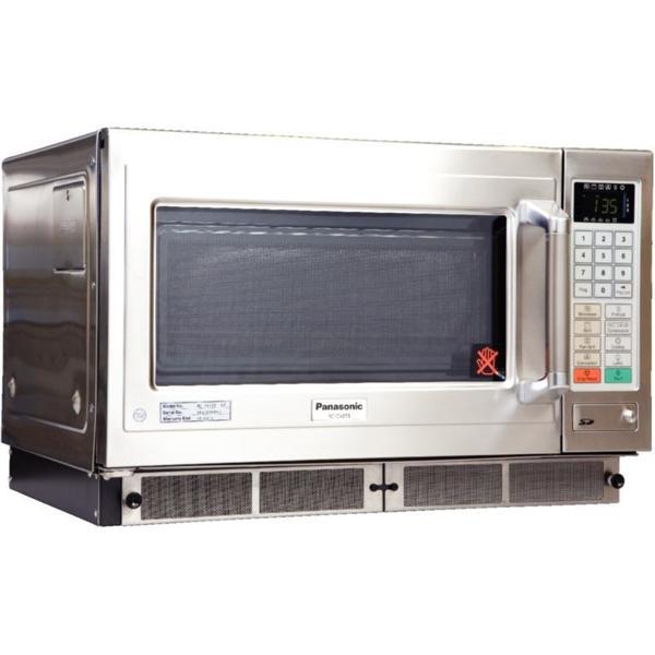 Panasonic NEC1275 Stainless Steel