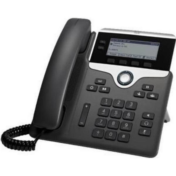 Cisco 7821 Black