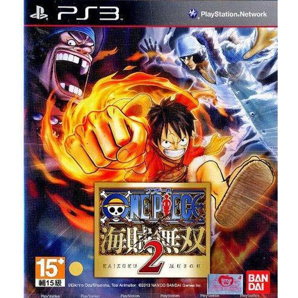 Warriors Orochi 4 Data: One Piece: Pirate Warriors 2