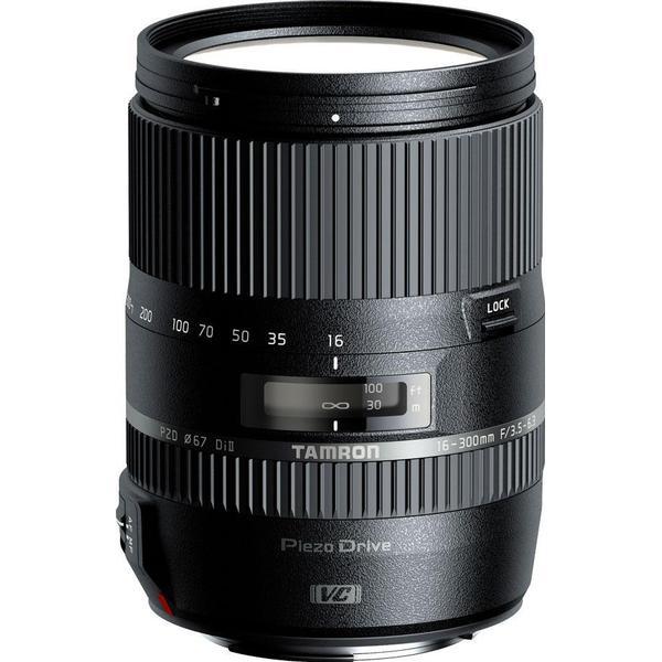 Tamron 16-300mm F3.5-6.3 Di II VC PZD for Sony