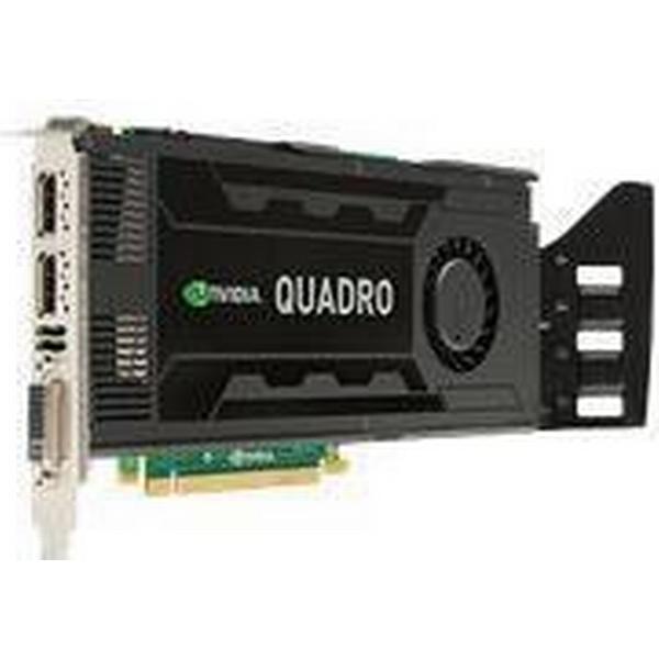HP NVIDIA Quadro K4000 (C2J94AT)