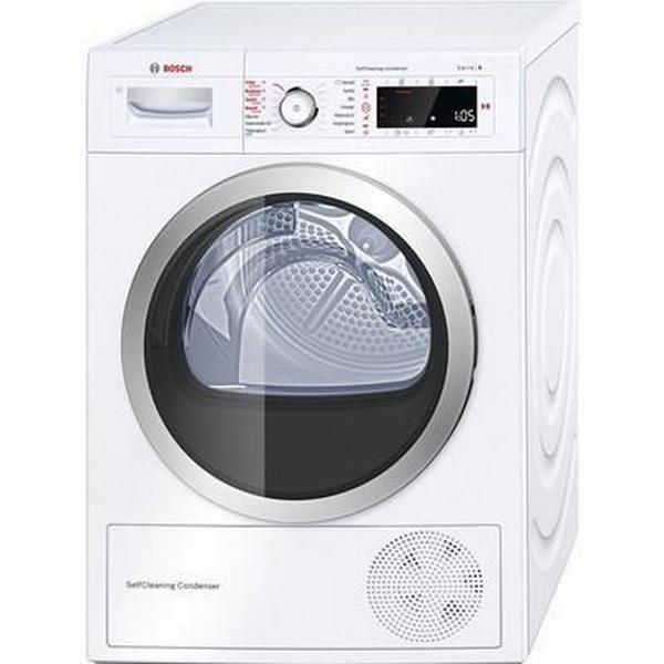 Bosch WTW855R9SN Hvid