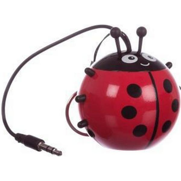 KitSound Mini Buddy Ladybird