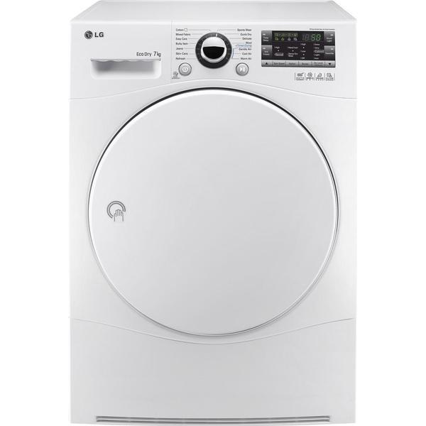 LG RC7055AH6M Hvid