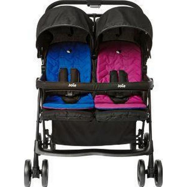 joie aire twin syskonvagn hitta b sta pris och. Black Bedroom Furniture Sets. Home Design Ideas