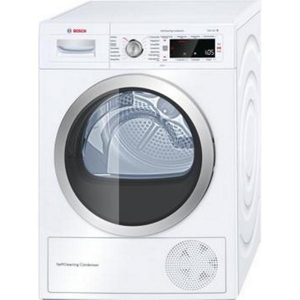 Bosch WTW875W0 Hvid
