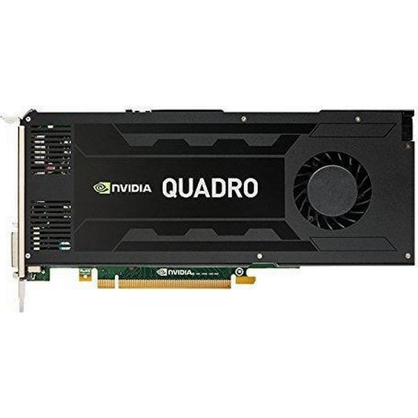 HP NVIDIA Quadro K4200 (J3G89AT)