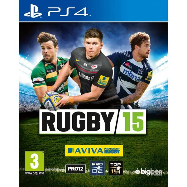 Rugby 15
