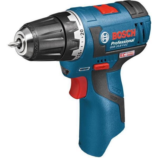 Bosch GSR 10.8 V-EC Professional (2x2.0Ah)