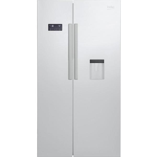 Beko GN 163221 S Silver