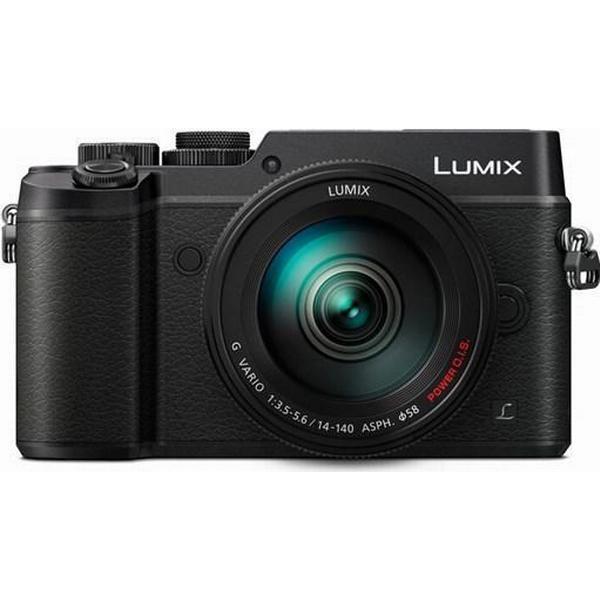 Panasonic Lumix DMC-GX8 + 14-140mm OIS