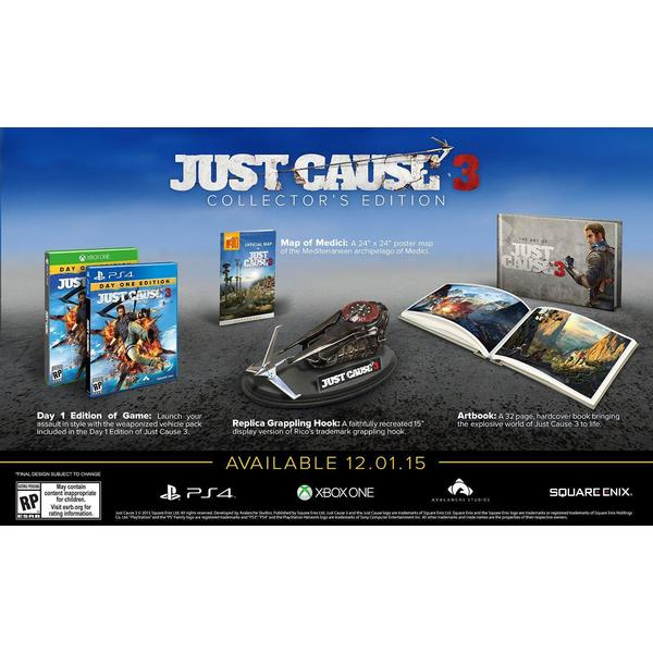 Just Cause 3: Collector's Edition