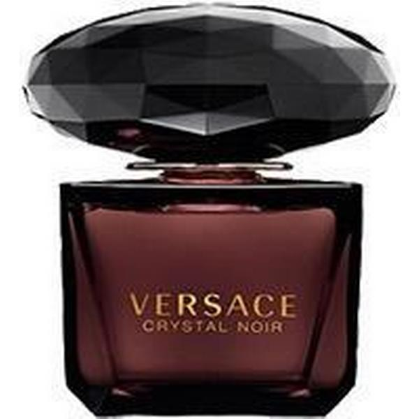 Versace Crystal Noir Edp 50ml Compare Prices Pricerunner Uk