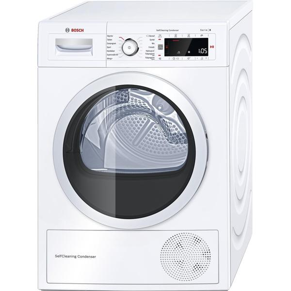 Bosch WTW87568SN Vit