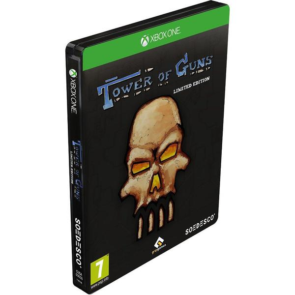 Tower of Guns: Steel Book Edition