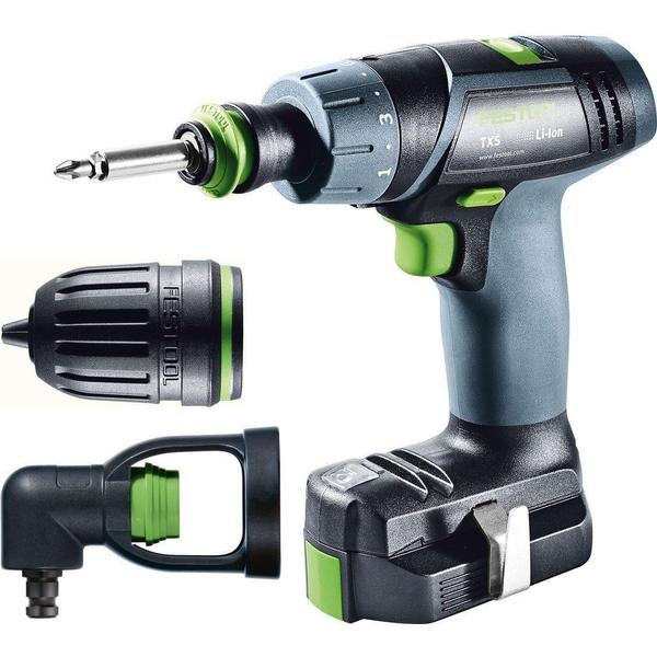 Festool TXS Li 2.6-Set (2x2.6Ah)