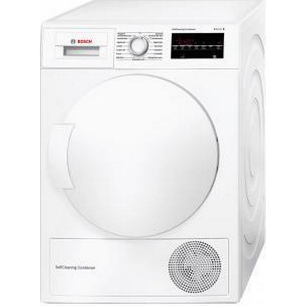 Bosch WTW83460 Hvid