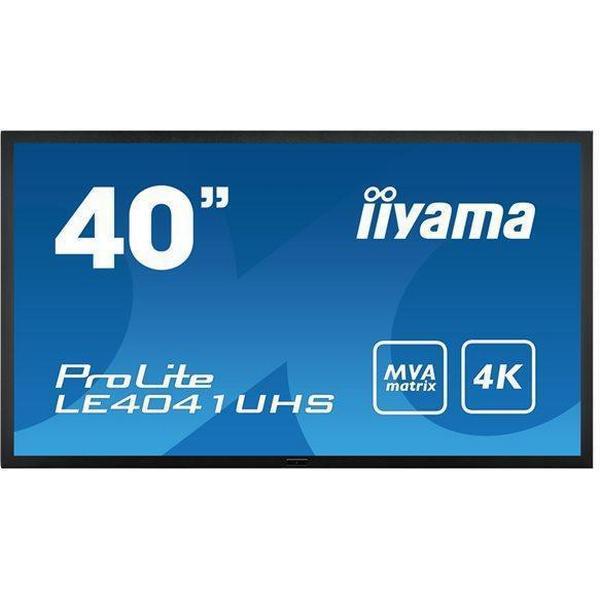 """Iiyama LE4041UHS-B1 39.5"""""""