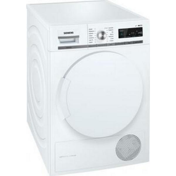 Siemens WT44W5W0 Hvid