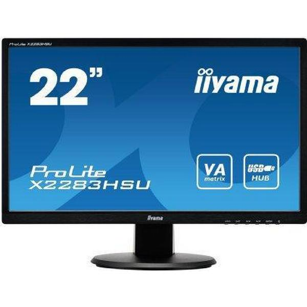 """Iiyama ProLite X2283HSU-B1DP 21.5"""""""