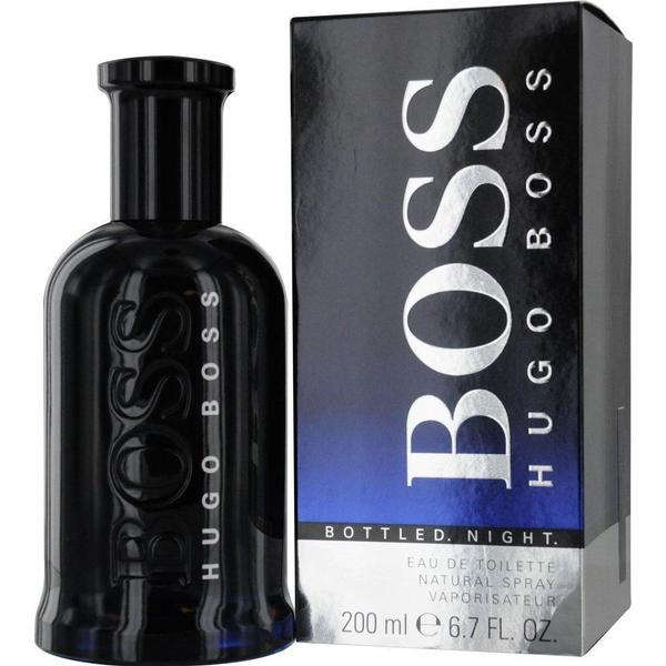 9817b438c3a147 Hugo Boss Boss Bottled Night EdT 200ml - Compare Prices - PriceRunner UK