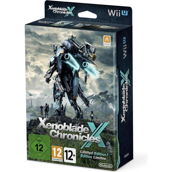 Warriors Orochi 4 Data: Xenoblade Chronicles X: Special Edition