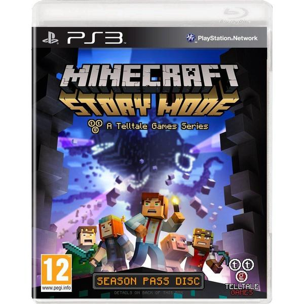 Minecraft  Story Mode - A Telltale Game Series - Sammenlign priser ... 8875f66e0099d