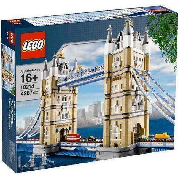 Lego Creator Tower Bridge 10214