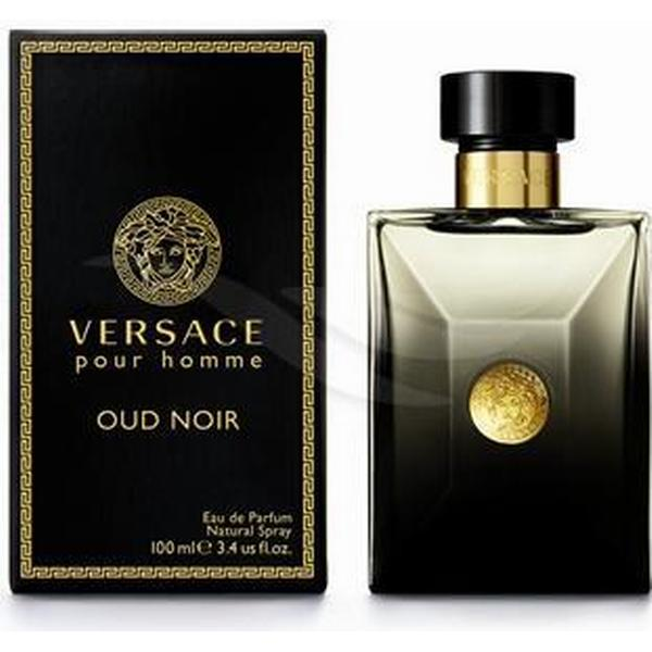 Versace Pour Homme Oud Noir Edp 100ml Compare Prices Pricerunner Uk