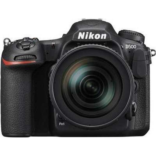 Nikon D500 + 16-80mm VR