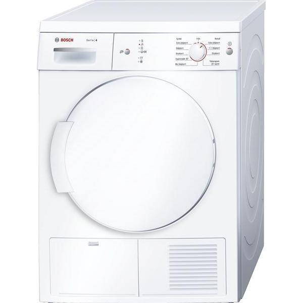 Bosch WTE84107SN Hvid