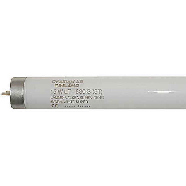 Osram Lumilux L T8 15W/865 Fluorescent Lamp 15W G13