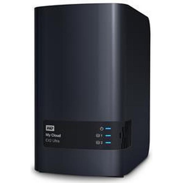 Western Digital My Cloud EX2 Ultra 4TB