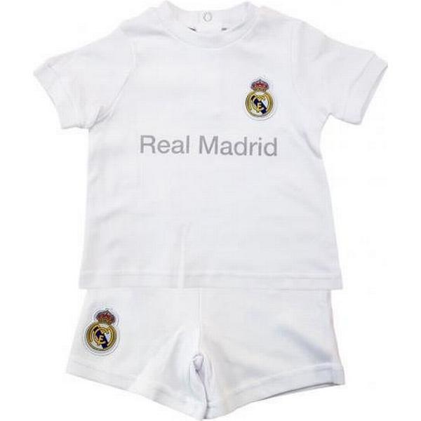 Real Real Madrid T-shirt og Shorts Sæt 2-3 år