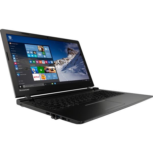 "Lenovo Ideapad 100 (80QQ014AMX) 15.6"""