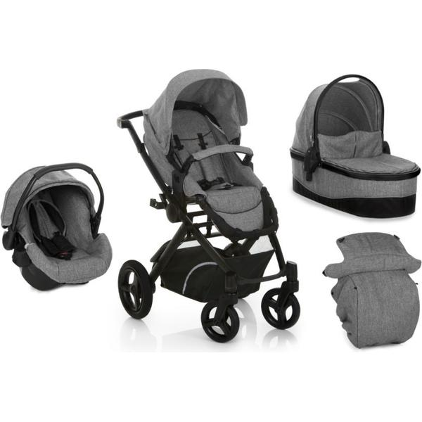 Hauck Maxan 4 Trio Set (Duo) (Travel system)