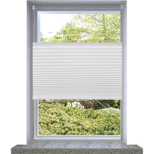 vidaXL Pleated Blind 80x125cm (240602)