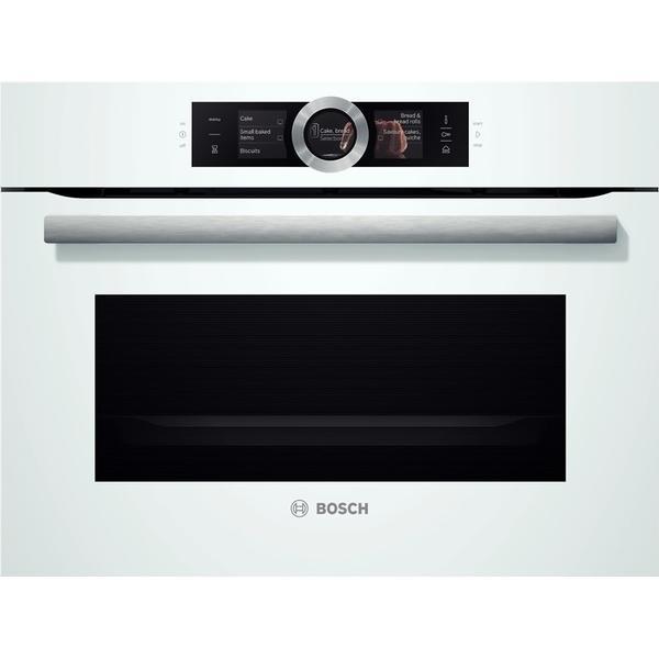 Bosch CSG656RW6 Hvid
