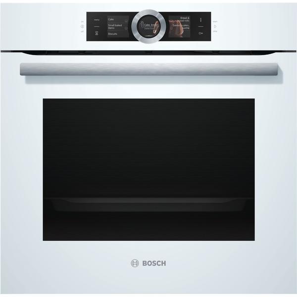 Bosch HBG676EW6 Hvid