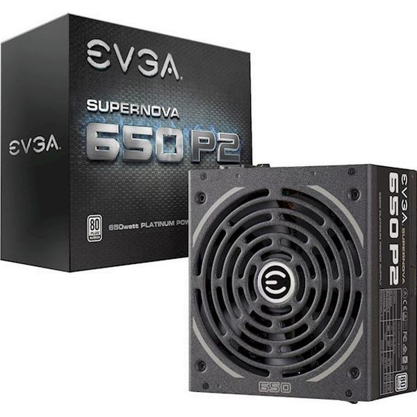 EVGA SuperNOVA 650 P2 650W
