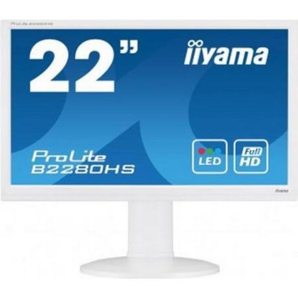 "Iiyama ProLite B2280HS-W1 21.5"""