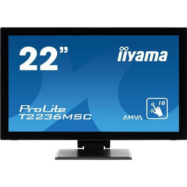 "Iiyama ProLite T2236MSC-B2 21.5"""