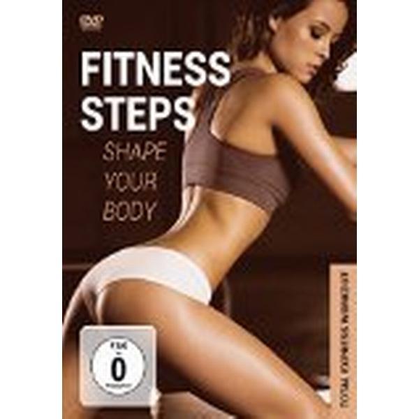Fitness Steps - Shape Your Body (DVD) (DVD 2016)