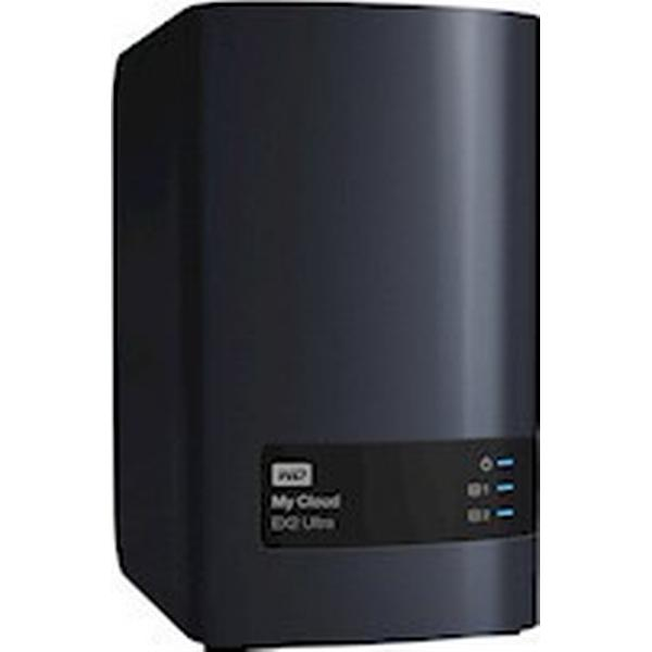 Western Digital My Cloud EX2 Ultra 16TB