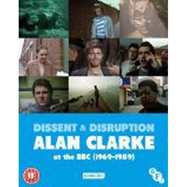 Dissent & Disruption: Alan Clarke at the BBC (1969 - 1989) (Ltd.Edition 13-disc Box Set: 11 x blu-ray + 2 x DVD)