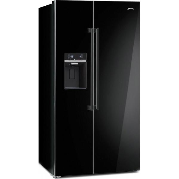 Smeg SBS63NED Black