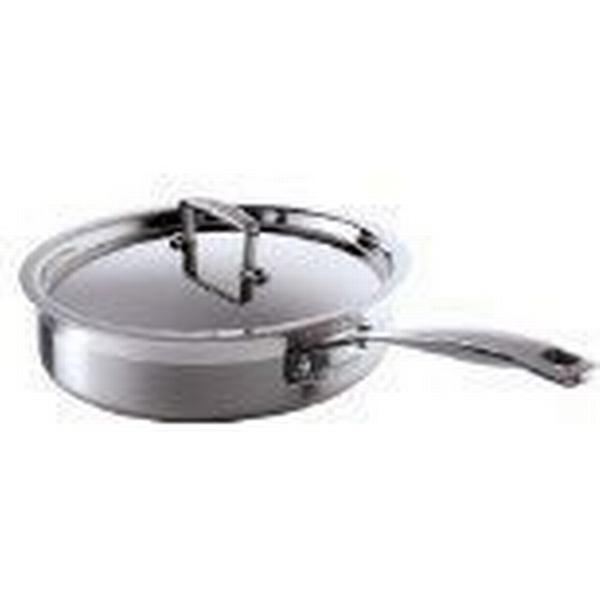 Le Creuset 3-Ply Saute Pan with lid 24cm