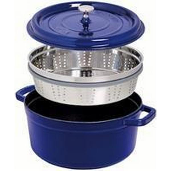 Staub Round Other Pots with lid 26cm