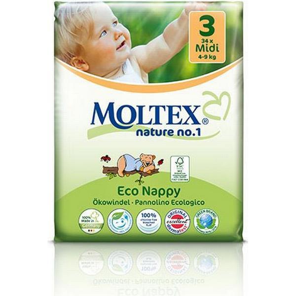 Moltex Nature No.1 Size 3 Midi